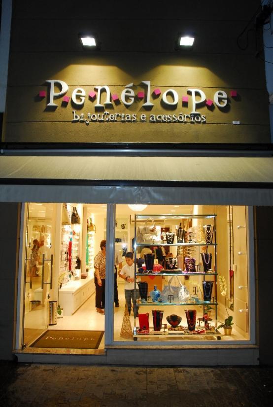 Loja Penélope semijóias, bijuterias finas e acessórios