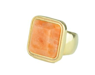 anel semijoia bijuteria fina em pedra brasileira na cor tendencia do verão 2013 Candy Colors Cor pastel (10)