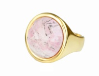 anel semijoia bijuteria fina em pedra brasileira na cor tendencia do verão 2013 Candy Colors Cor pastel (8)