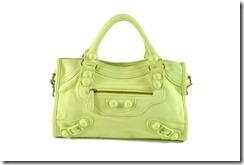 Bolsa de tecido Lima It Bag inspired tendência Color Block Coleção primavera verão 2012 Penelope Acessorios semijoias e bijuterias