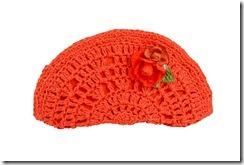 Bolsa de crochê coral Flor do Cafezal Color Blocking Coleção primavera verão 2012 Penelope acessorios bijuterias e semijoias