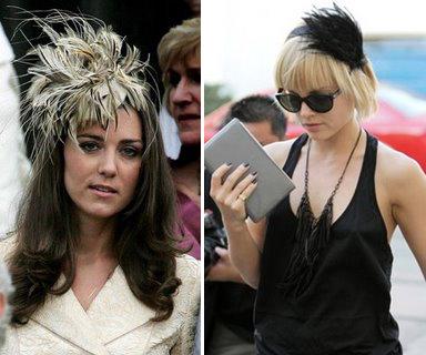 Kate fascinator penelope acessorios de cabelo semijoias bijuterias