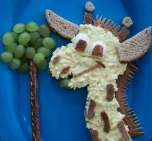 comida divertida para crianças Mark Northeast