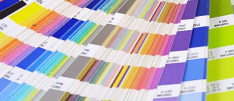 catalogo de cores pantone