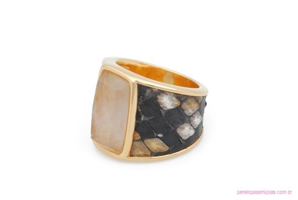anel de Piton da Penélope Acessórios
