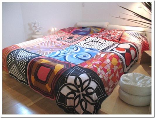 vintage-scarf-bedspread