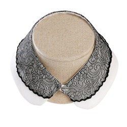 Anne  Fontaine Maxi Colar Gola Removivel tendencia 2012 - Jewelled Collars  necklaces (19)