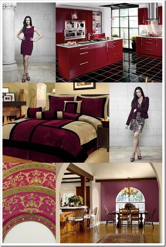 burgundy color trend - cor inverno 2012 na moda e decoração (3)