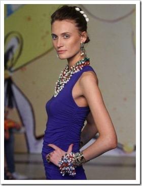 desfile Senac Rio Fashion Business - coleção primavera verão 2013 - francesca romana diana - tendência acessórios verão - La Gitane (28)