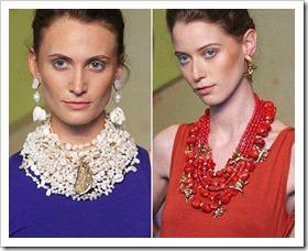 desfile Senac Rio Fashion Business - coleção primavera verão 2013 - francesca romana diana - tendência acessórios verão - La Gitane (24)