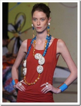 desfile Senac Rio Fashion Business - coleção primavera verão 2013 - francesca romana diana - tendência acessórios verão - La Gitane (27)