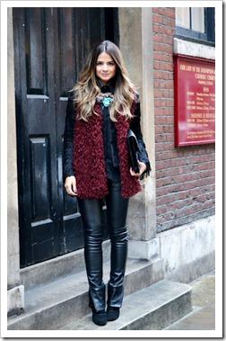 look do dia burgundy cor tendência inverno 2012 (11)