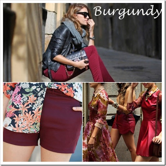 look do dia burgundy cor tendência inverno 2012 (5)