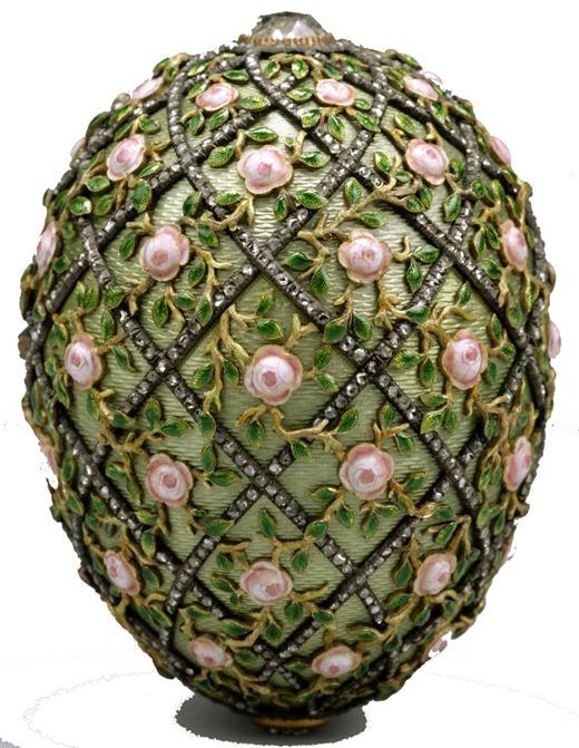 ovo joalheria Faberge 160 anos Fabergé´s birthday