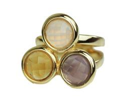 anel semijoia bijuteria fina em pedra brasileira  na cor tendencia do verão 2013 Candy Colors Cor pastel (16)