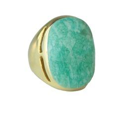 anel semijoia bijuteria fina em pedra brasileira  na cor tendencia do verão 2013 Candy Colors Cor pastel (5)