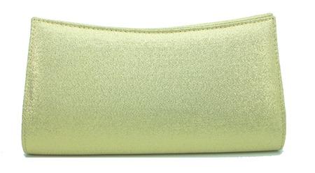 carteira de mão bolsa de festa em tecido sintético brilhante