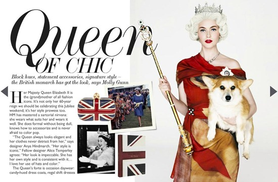 God Save the Queen - Jubillee - Estilo acessórios fashion moda Jubileu da Rainha - England Style - Queen of Chic (2)