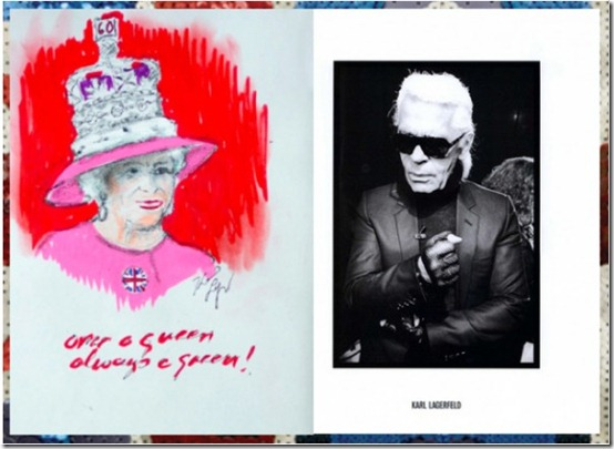 God Save the Queen - Jubillee - Estilo acessórios fashion moda Jubileu da Rainha - England Style Queen-Karl