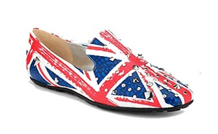God Save the Queen - Jubillee - Estilo acessórios fashion moda Jubileu da Rainha - England Style Jimmy Choo Shoes (3)