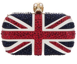 God Save the Queen - Jubillee - Estilo acessórios fashion moda Jubileu da Rainha - England Style McQueen-Union-jack