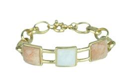 pulseira semijoia bijuteria fina em pedra brasileira  na cor tendencia do verão 2013 Candy Colors Cor pastel