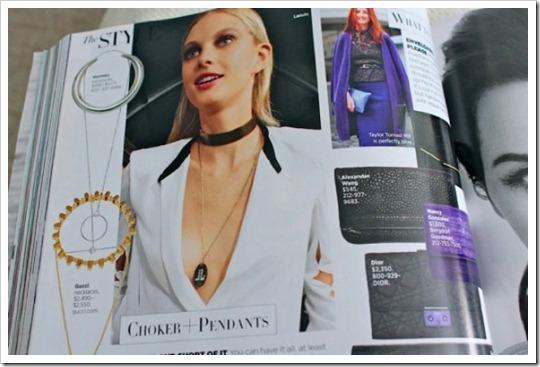 tendência acessórios 2012 2013 colar gargantilha com corrente comprida e pendente chokers necklace pendant fashion trend accessories (24)