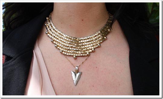 tendência acessórios 2012 2013 colar gargantilha com corrente comprida e pendente chokers necklace pendant fashion trend accessories (23)
