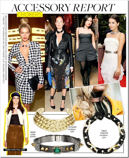 tendência acessórios 2012 2013 colar gargantilha com corrente comprida e pendente chokers necklace pendant fashion trend accessories (8)