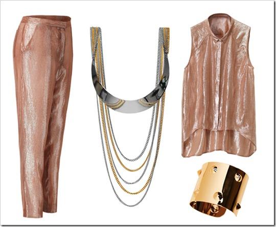 tendência acessórios 2012 2013 colar gargantilha com corrente comprida e pendente chokers necklace pendant fashion trend accessories (2)