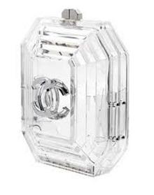 Chanel clutch acrilico transparente onde comprar encontrar plexiglas Pandora inspired  acessórios resina colorida neon perola tendencia acessórios verão 2013 bolsa de festa  de mão miniadurre (3)