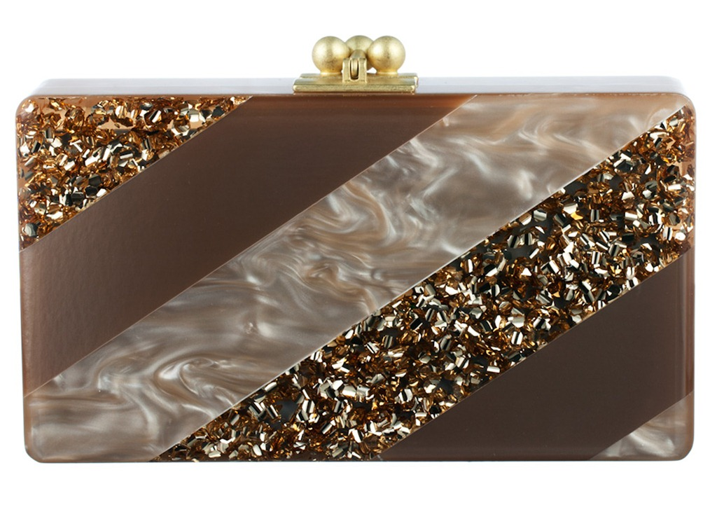 Bolsa De Mao Transparente : Pandora feather clutch da pen?lope estilosa