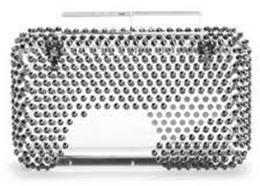 fendi clutch acrylic plexiglass 3