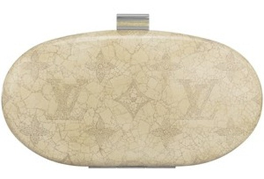 Louis Vuitton Spring Summer 2012 Handbag Collection clutch