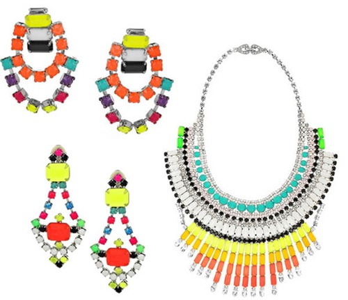 tendencia verão 2013 tons fluor cores neon acessorios bolsas clutch acessorios coloridos  onde encontrar onde comprar(140)