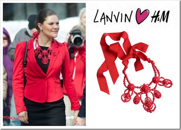 maxi colar lanvin H&M statement necklace Lanvin inspired (11)