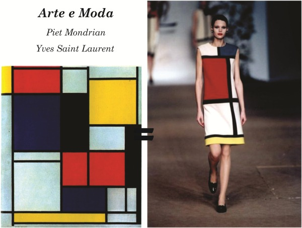 YSL mondrian fashion art moda arte, moda 1960, yves saint laurent, grafismo, moda (7)