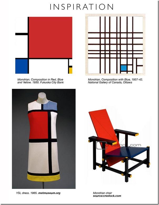 YSL mondrian fashion art moda arte, moda 1960, yves saint laurent, grafismo, moda (9)