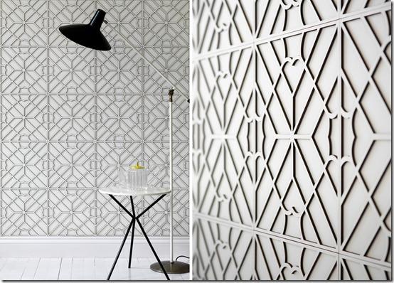Genevieve-Bennett_revestimentos de parede, couro, corte à laser, decoração, moda, tendências, decoração contemporânea  (1)