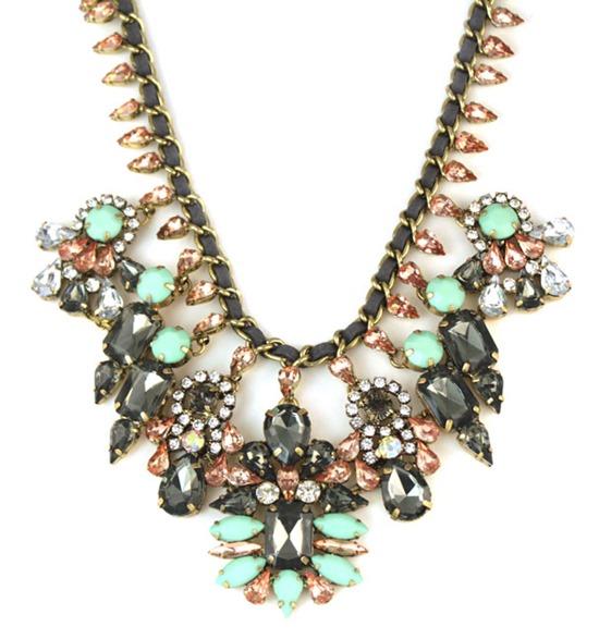 colar, maxi colar, acessórios, verão 2014, bijoux,  moda verão 2014, colar de cristal, shourouk, penélope acessórios, tendencia moda, moda verão, bijuterias, onde comprar (1 (12)