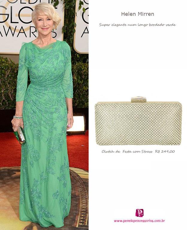 Golden Globe Awards 2014 E Seus Vestidos De Festa